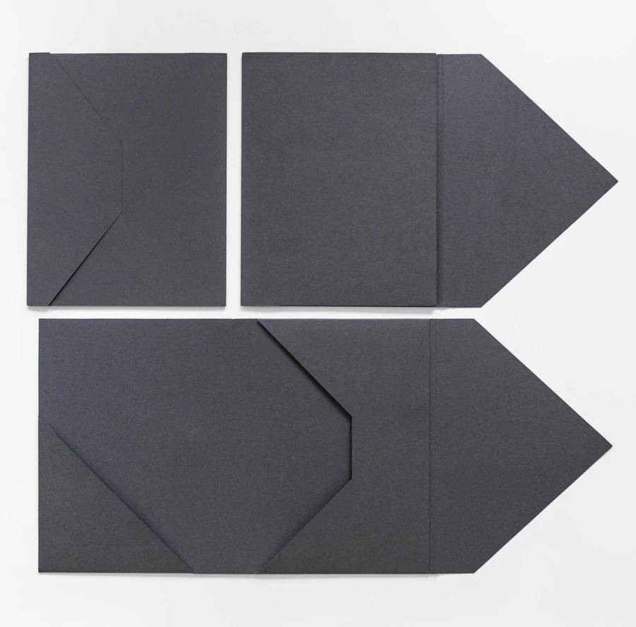 Presentation Folders Presentation Folder Design Aglow Standard Business Card Size