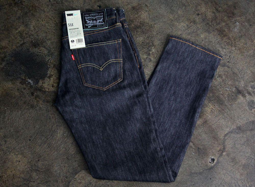 8c2b5743e80a Levi s Jeans 511 Nike Skateboarding Team Edition