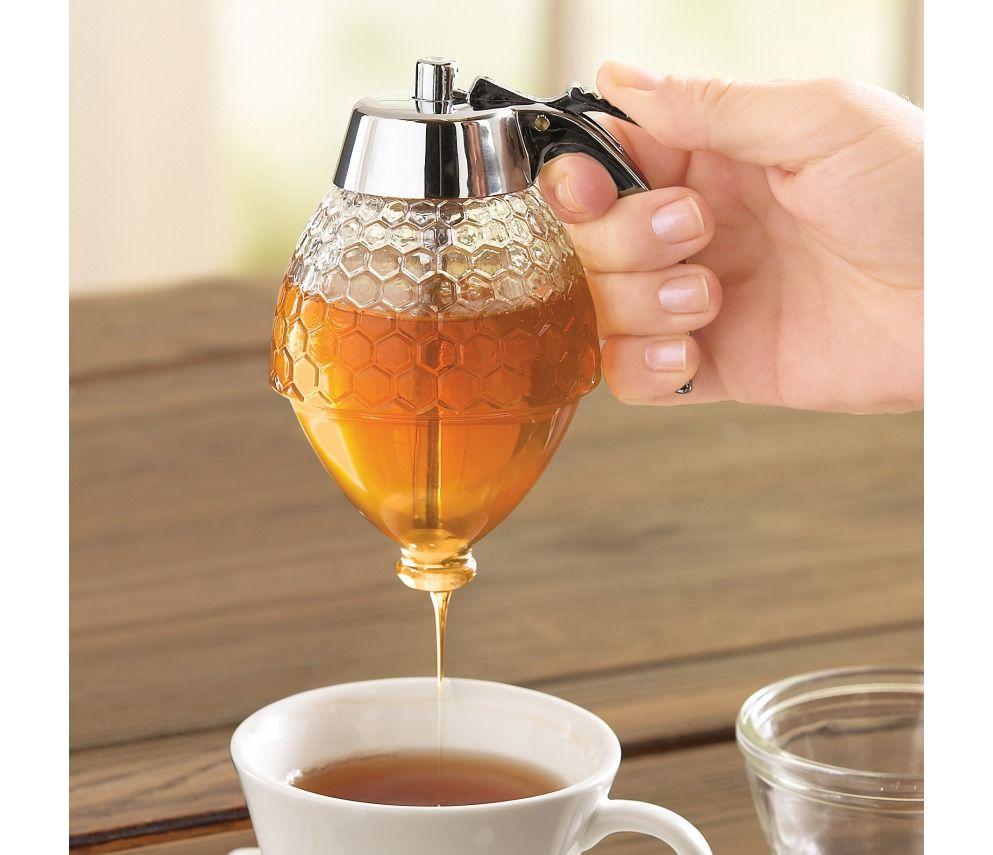 Honey & Syrup Dispenser Neat Easy Avoid