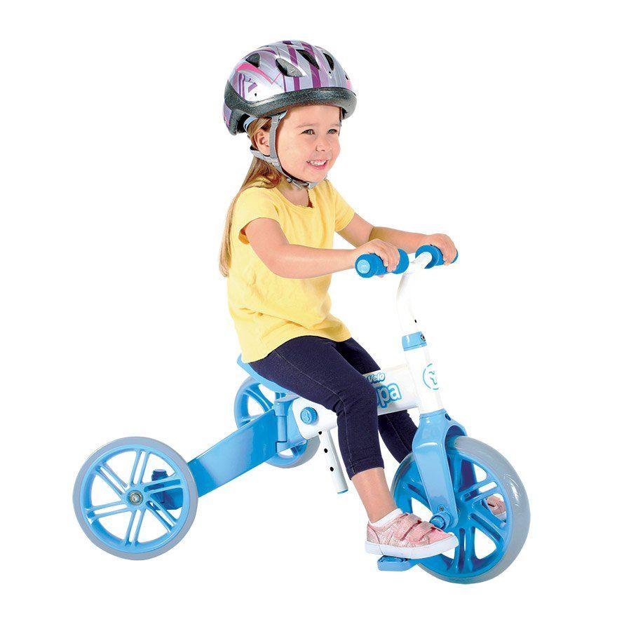 Yvolution Y Velo Flippa Blue Toysrus Australia Official Site