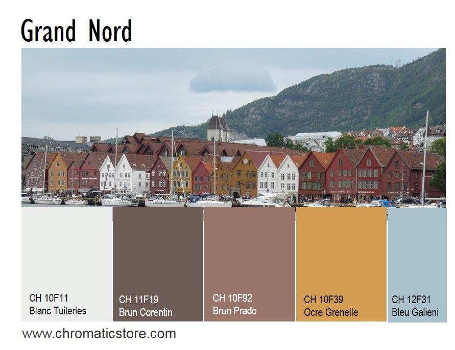 Retrouvez toute l offre couleur de notre nouveau nuancier for Simulation couleur facade