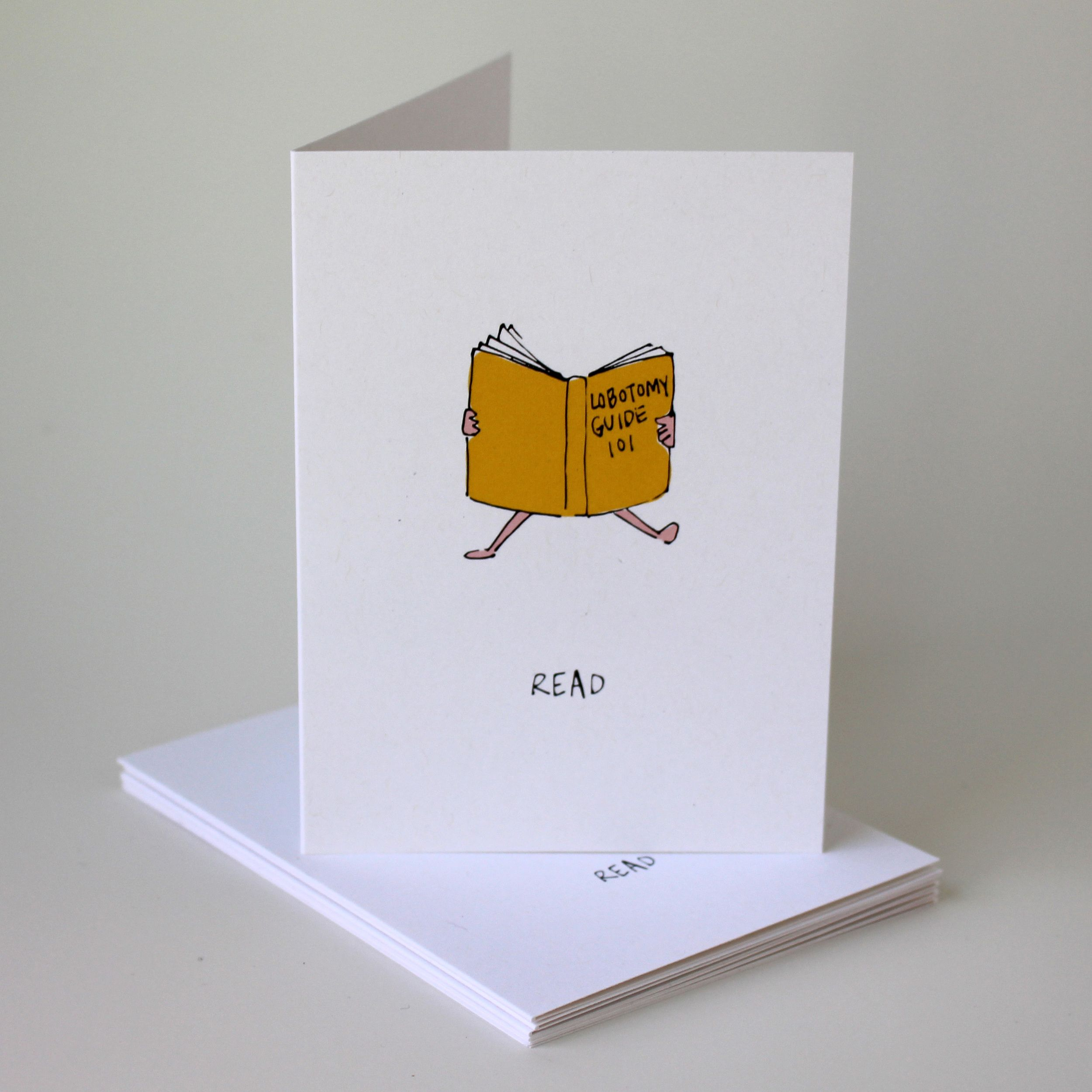 Read Idiot Just Because Greeting Card Mailing Envelopes Recycle