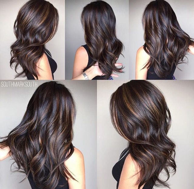 Which Hairstyle Is Best For Round Face Chocolate Brown Hair Chocolate Brown Hair Color Brown Hair Colors