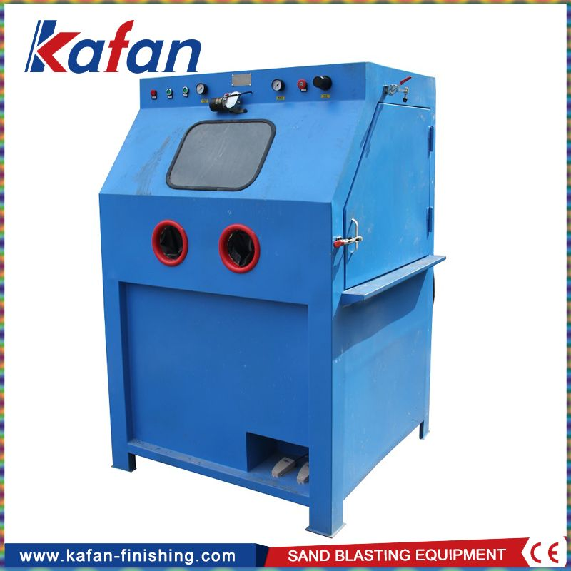 Sand Blasting Cabinet A Homemade Cabinet To Be Used For Sandblasting Small Parts The Cabinet Is M Sandblasting Cabinet Popular Mechanics Plans Cabinet Plans