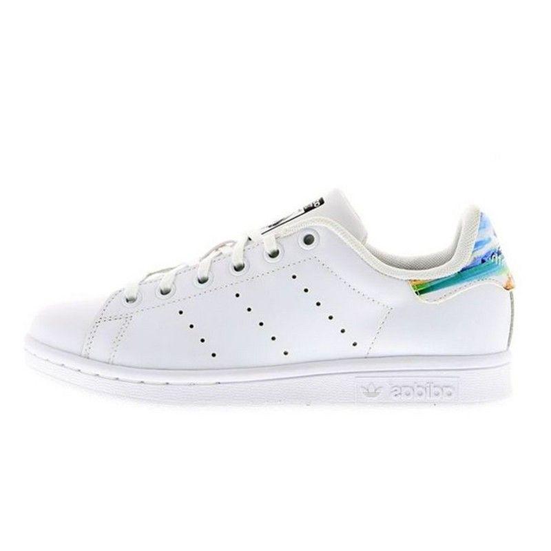 Adidas Originals Stan Smith BeachAQ4667 White Womans Casual shoes ... c17563d2114c