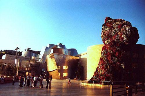 Guggenheim Museum-Bilbao, Spain