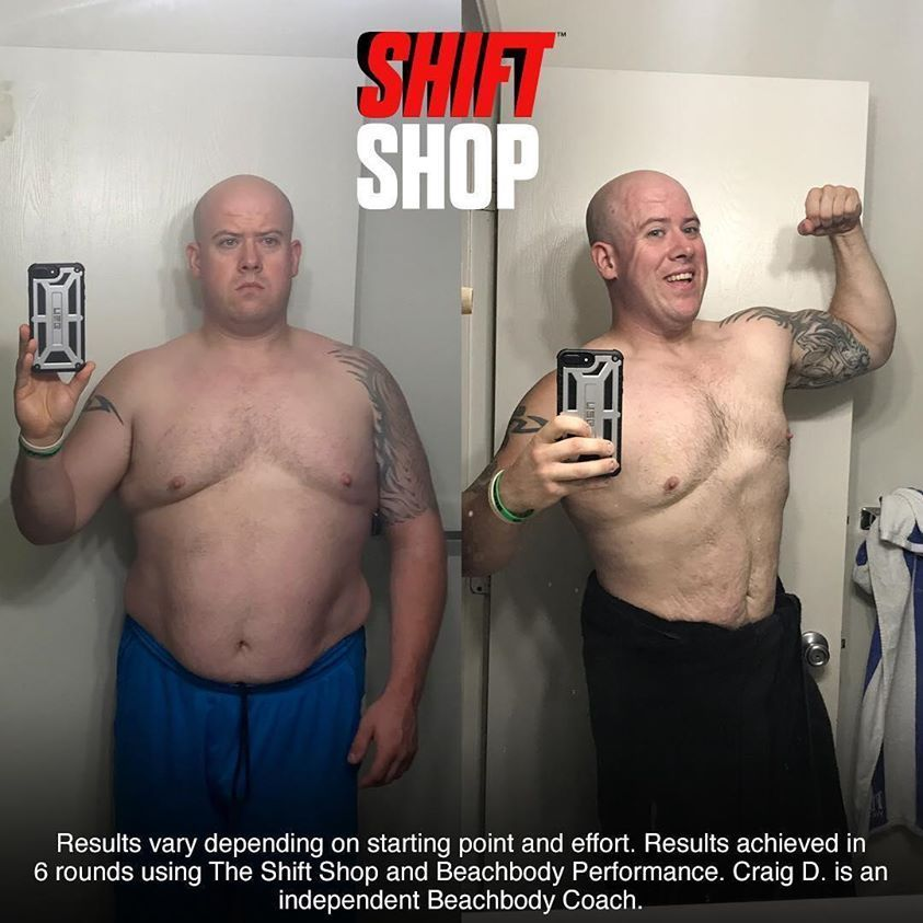 Help us congratulate Craig D. who lost 35 pounds after
