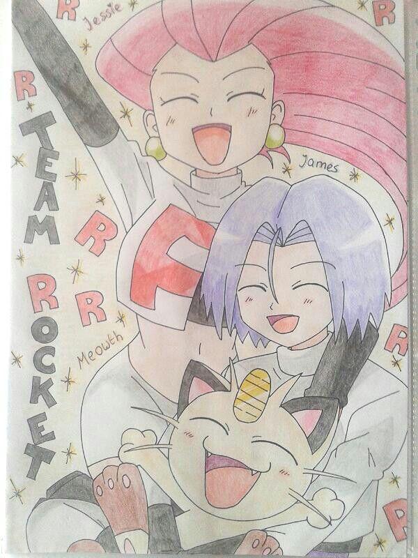 Team Rocket☆