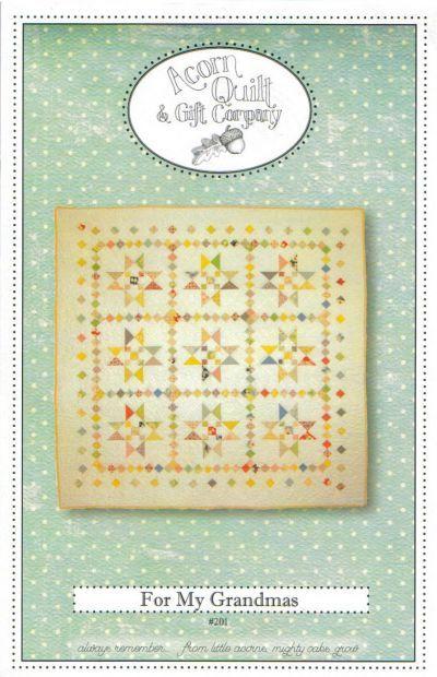 For My Grandmas Quilt Pattern Cottage Quilt Quilts Quilt Patterns
