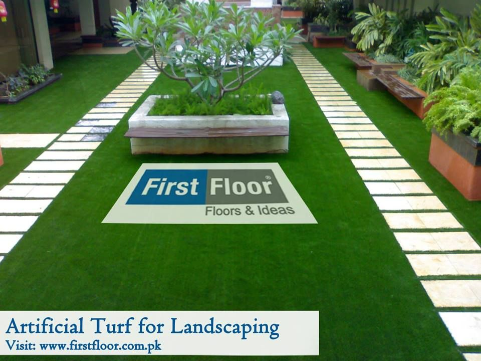 First Floor The Pioneers In Introducing Artificial Turf In