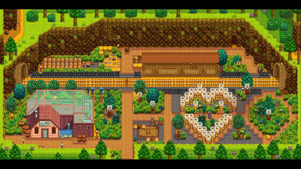 Stardew Valley Train Station Google Search Stardew Valley Stardew Valley Farms Stardew Valley Layout