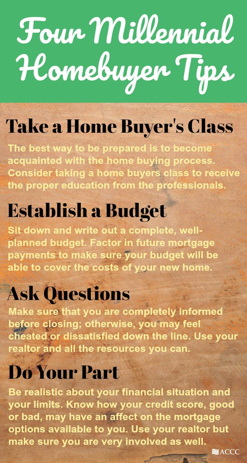 Preparing To Buy A Home For Millennials With Images Home