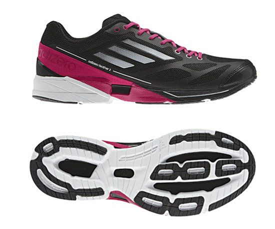 new styles c2aa5 86a23 Adidas Adizero Feather 2 Shoe Review  POPSUGAR Fitness