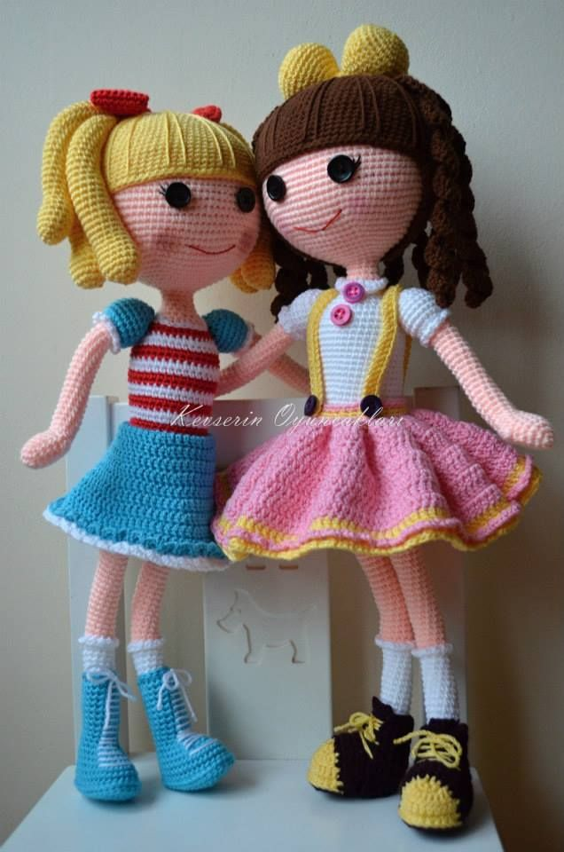 Amigurumi Doll How To : N g � pixels