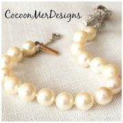 Jewelry Watches Crochet. por CocoonMerDesigns en Etsy