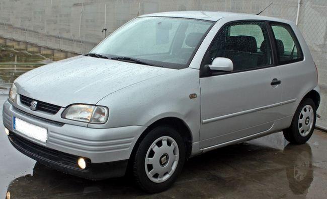 1999 Seat Arosa 1 4 Stella Automatic 3 Door Hatchback Arosa
