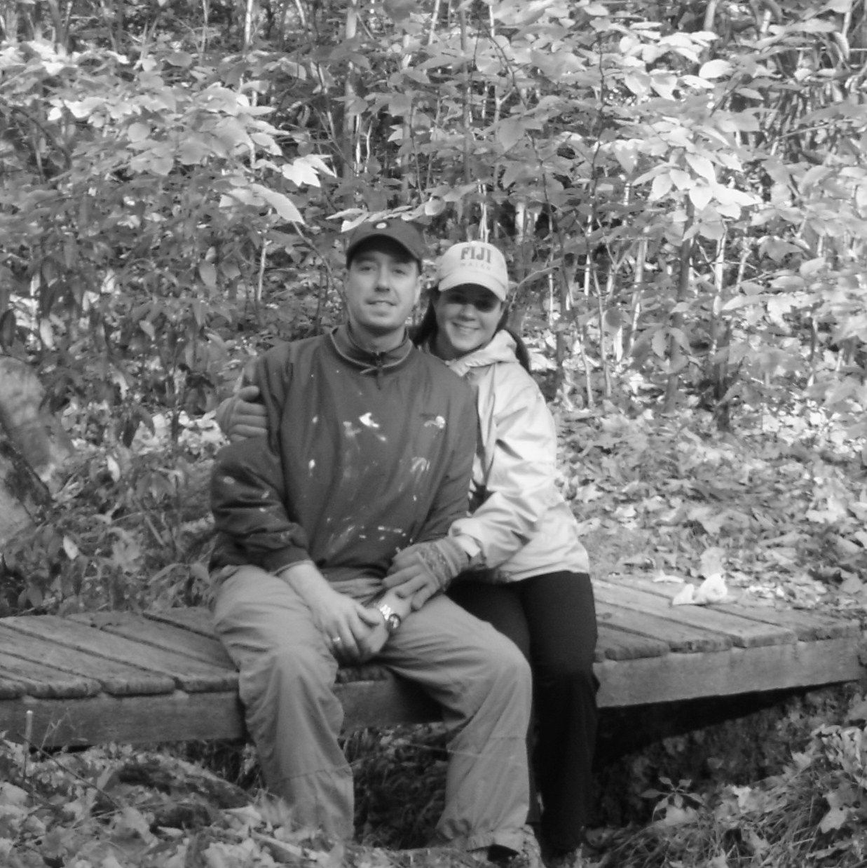 Me and my love  West Rim Trail, PA