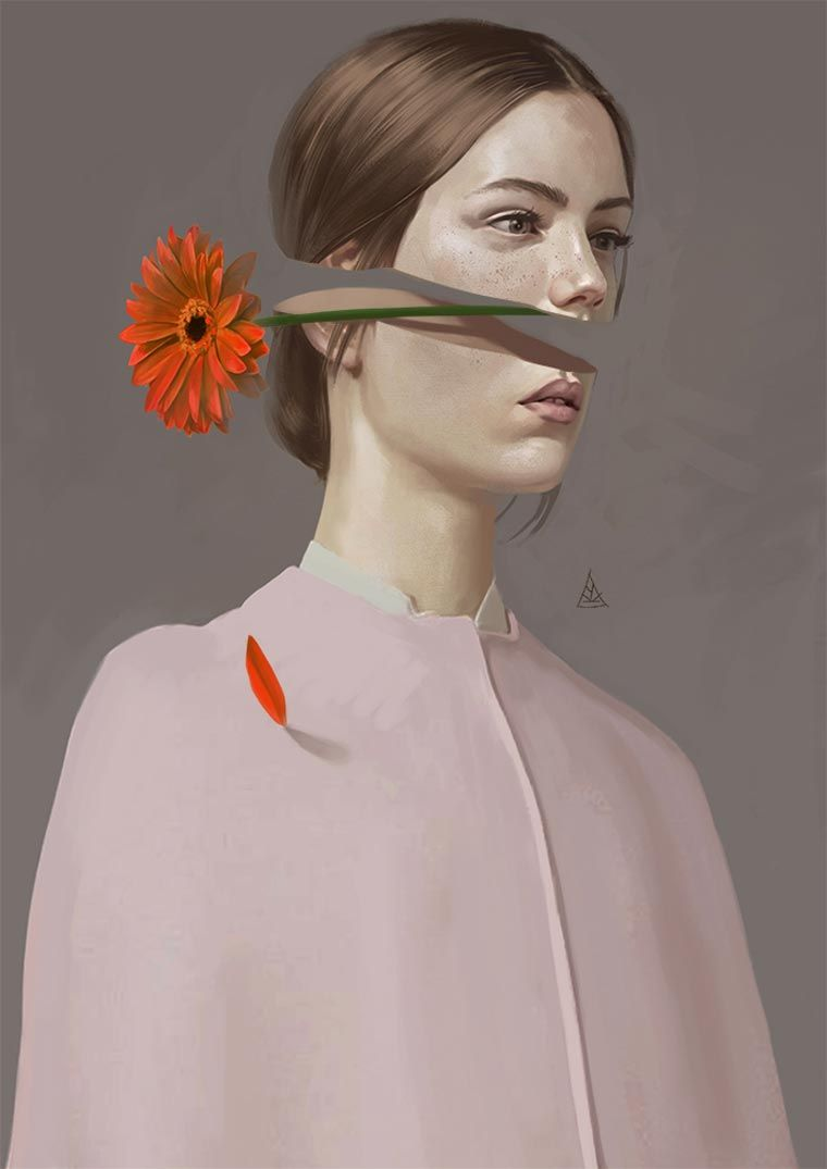 Beautiful surreal and conceptual illustrations of the Turkish artist and graphic designer Aykut Aydogdu, based in Istanbul.