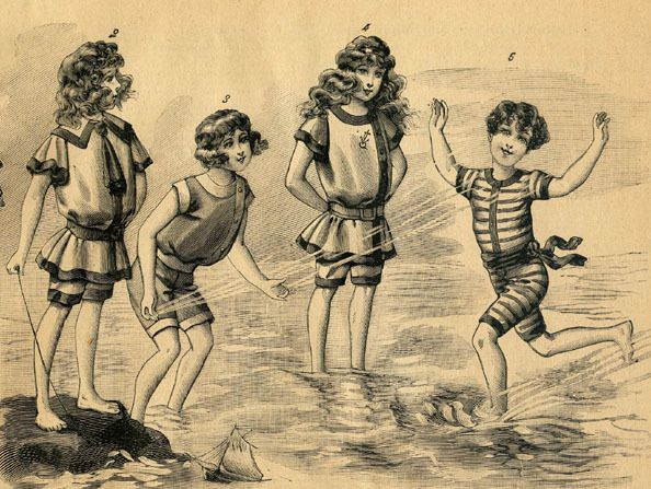 maillot de bain maillot de bain autour de 1900 pinterest maillots de bain maillots et. Black Bedroom Furniture Sets. Home Design Ideas