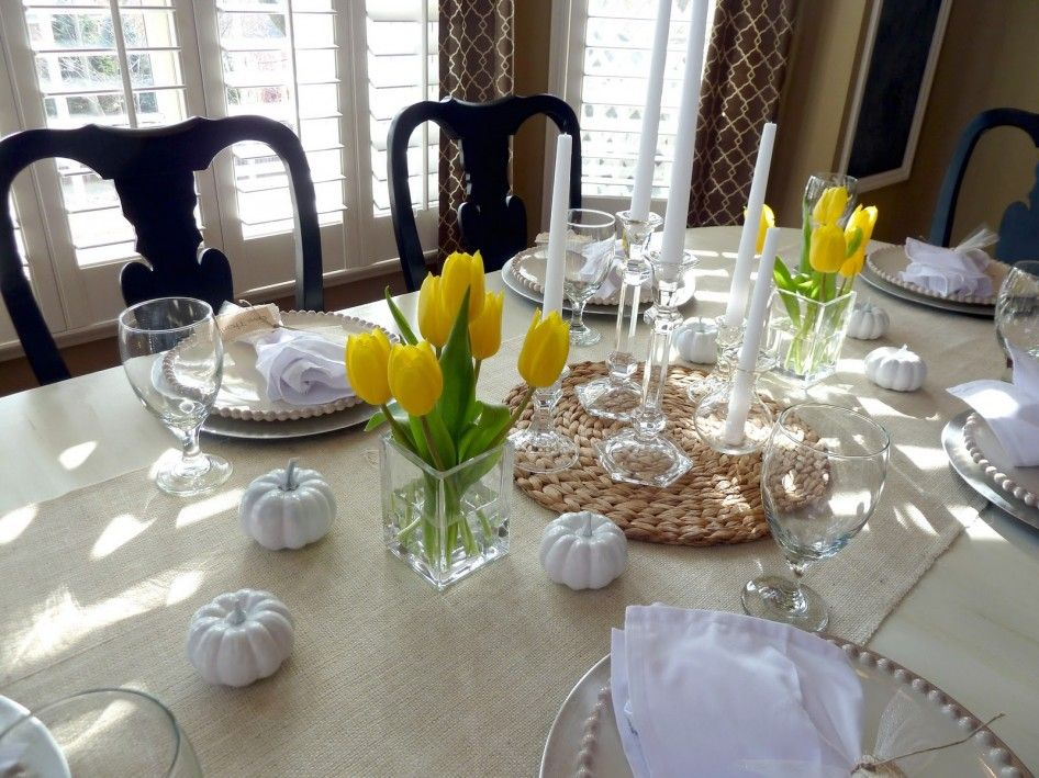 Wonderful Dining Room Table Centerpiece Ideas For Formal Dining