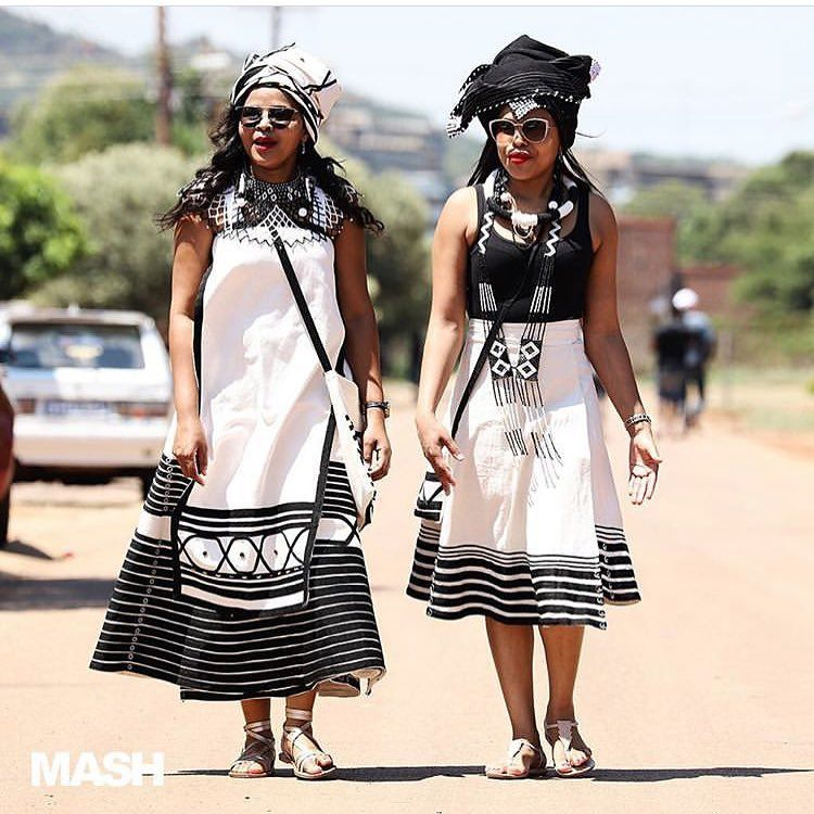 Latest South Africa Dresses For The Black Women In 2020 Africa Dress African Traditional Dresses African Print Dresses