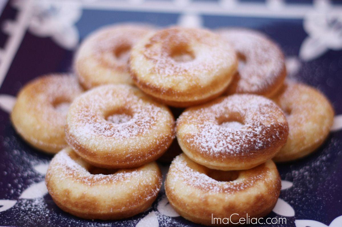 Gluten Free Donuts Recipe Gluten free donuts, Gluten