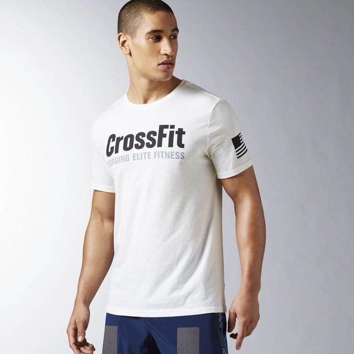 1795d40514c Reebok  crossfit Forging Elite Fitness Tee