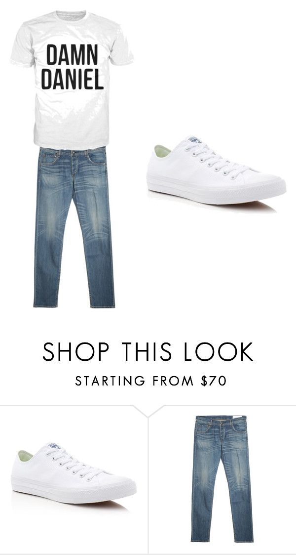 """""""damn daniel back again with the white vans"""" by khadijah-234 ❤ liked on Polyvore featuring interior, interiors, interior design, home, home decor, interior decorating, Converse and rag & bone"""