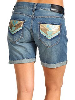 bonaroo slouch short