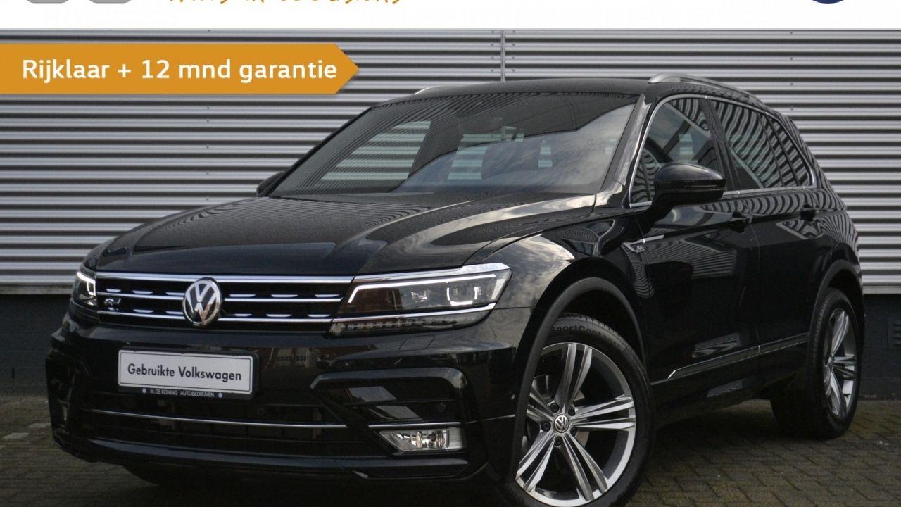 Volkswagen Tiguan 1 4 Tsi Comfortline R Line Led 19 Lm Navigatie Volkswagen Led Suv