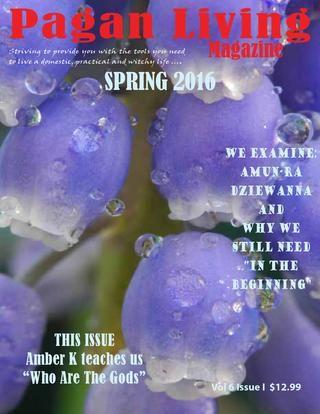 Pagan living magazine february 2016 issue version
