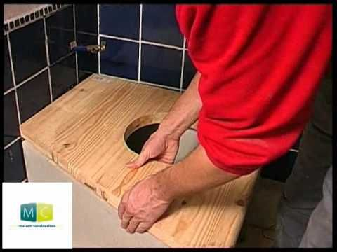 Toilettes seches partie II/ Construction - Dry toilets part II