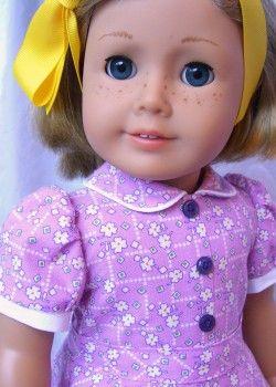Kit's Missing Grace Mystery Dress | Kindred Thread