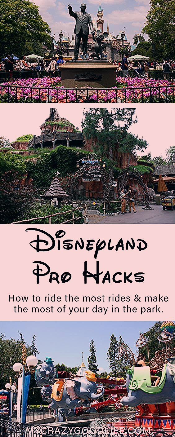 Photo of Disneyland Hacks: From a Pro