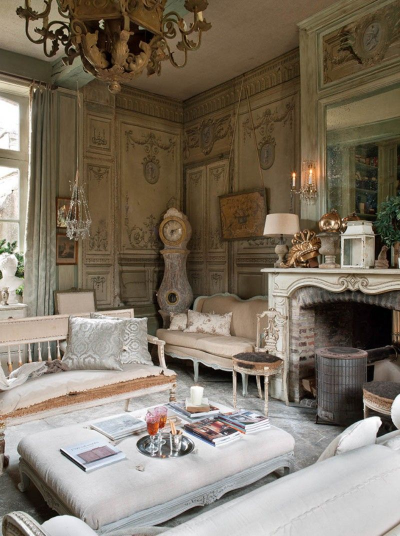 Le Grillon Voyageur Style French Parisian Provence Style
