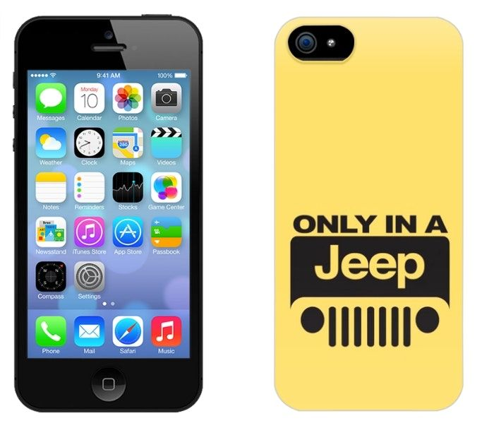 Coque iPhone & Samsung ONLY IN A JEEP by iPhone 9 Coque iPhone ...