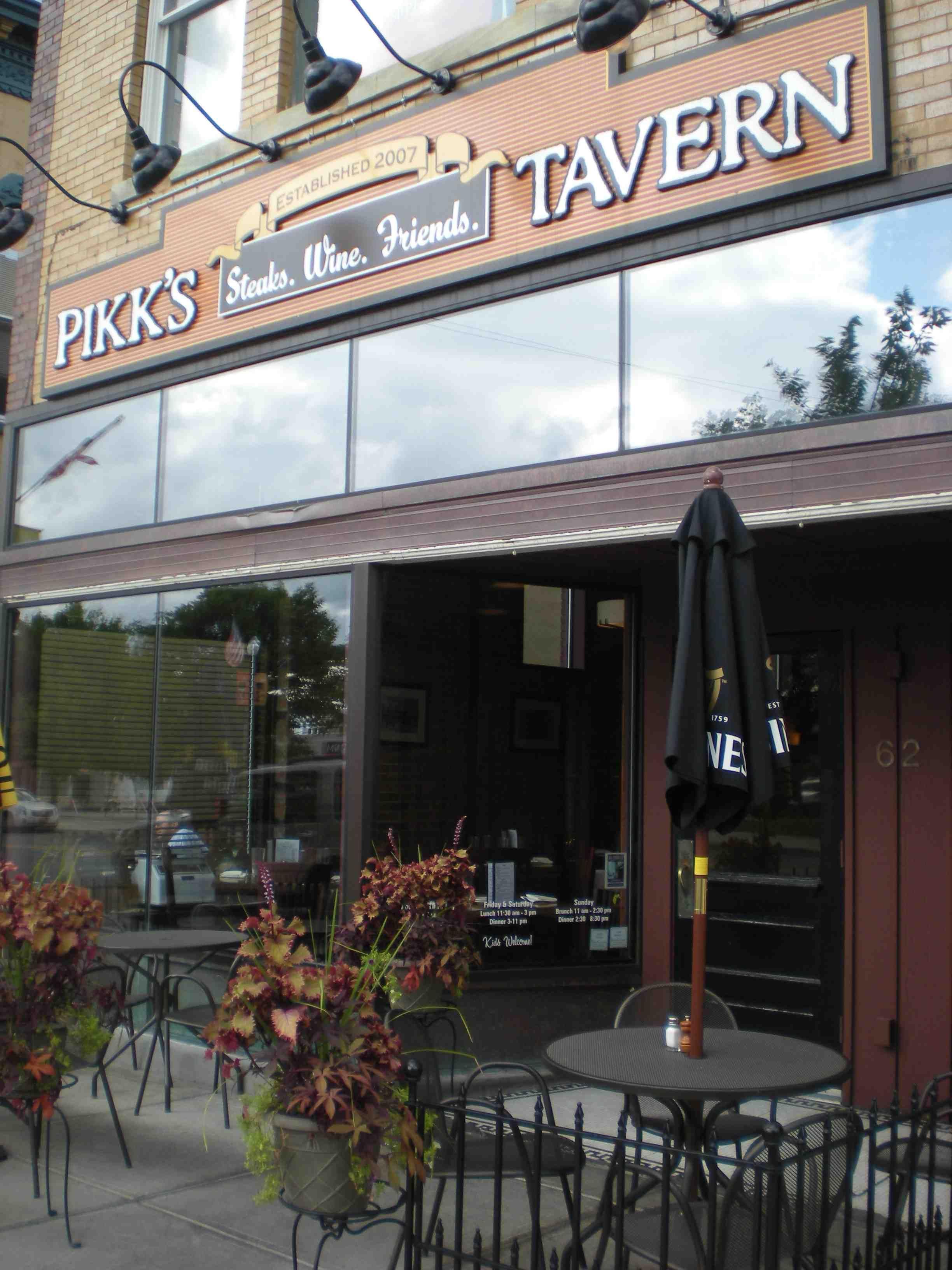 Pikk's Tavern in Valparaiso, Indiana | bigcity. | Indiana ...