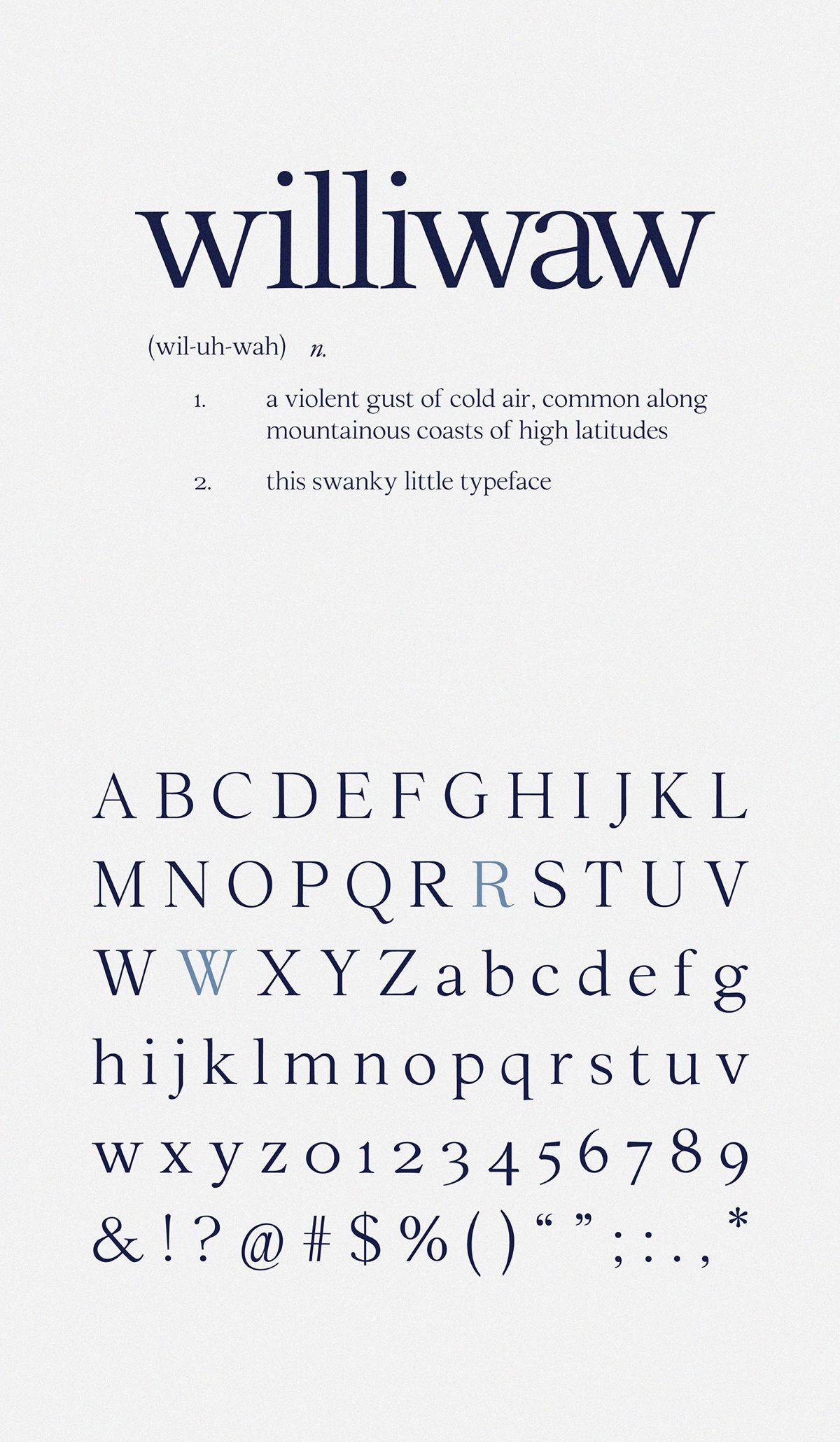 Williwaw Book Old English Font กราฟิกดีไซน์, ดีไซน์