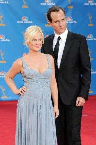 Amy Poehler and Will Arnett #examinercom