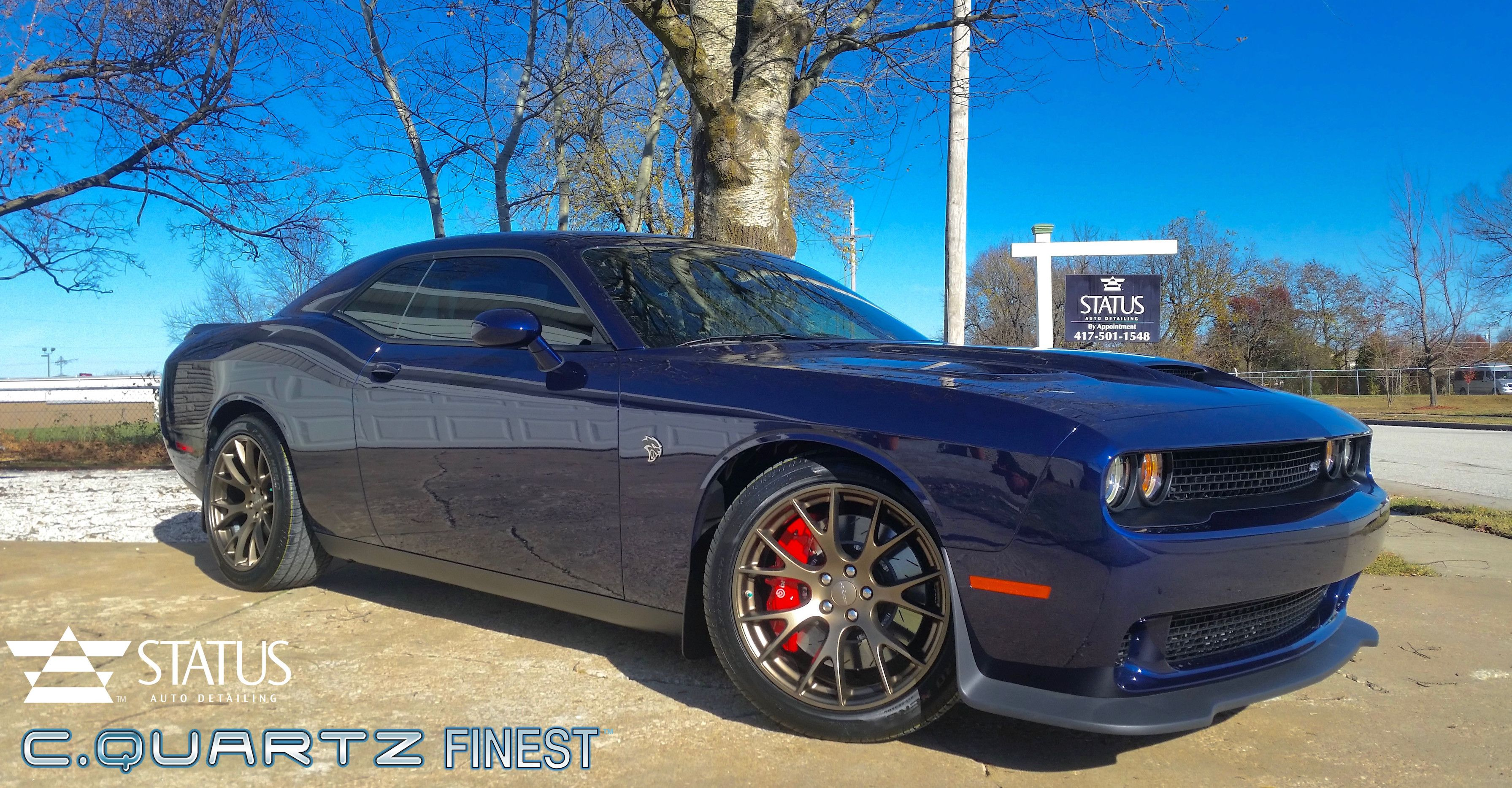 Dodge Challenger Hellcat With Cquartz Finest Ceramic Coating For Years Of Protection Dodgechalle Dodge Challenger Hellcat Hellcat Challenger Dodge Challenger