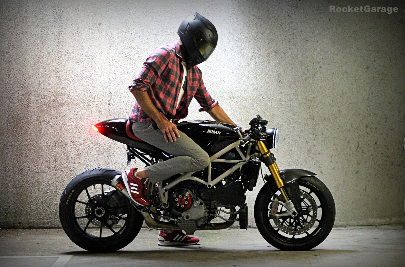 Cafe Racer Clothing Style Google Search Akram By