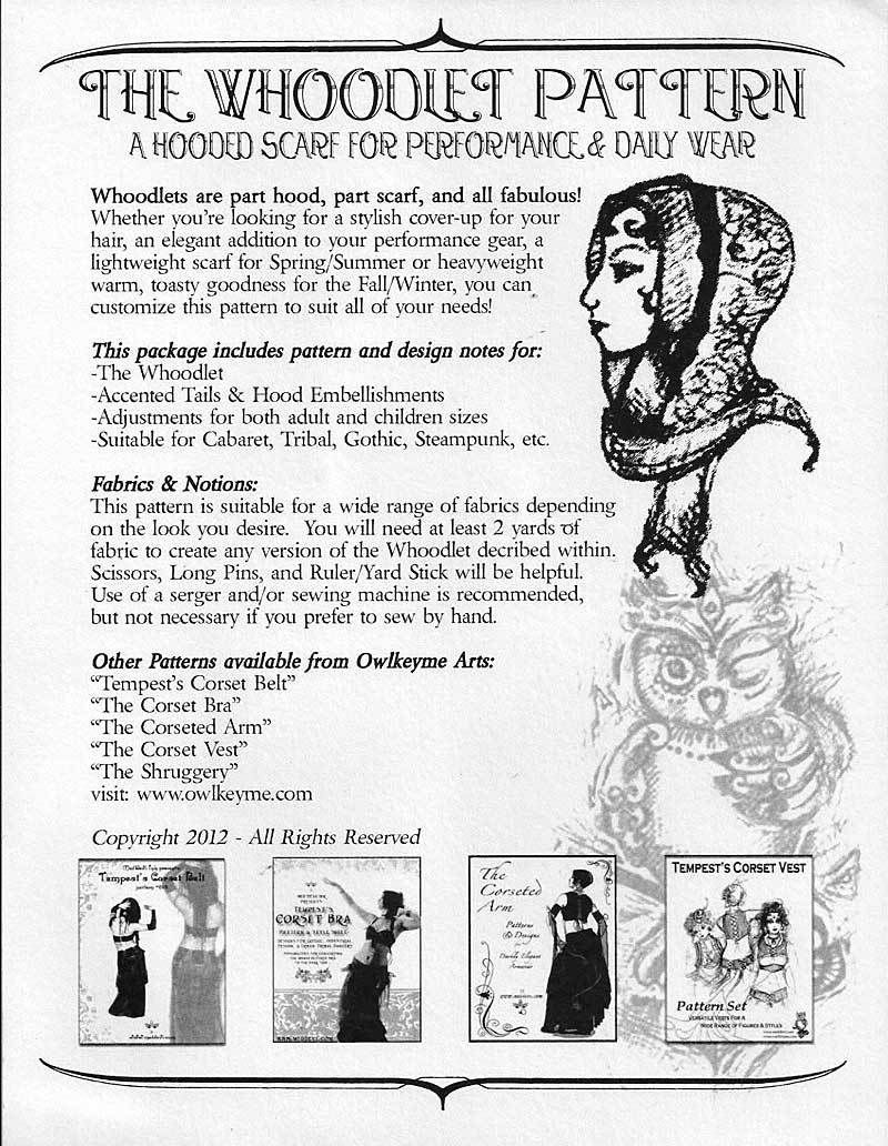 Image result for whoodlet pattern | Belly dance | Pinterest ...