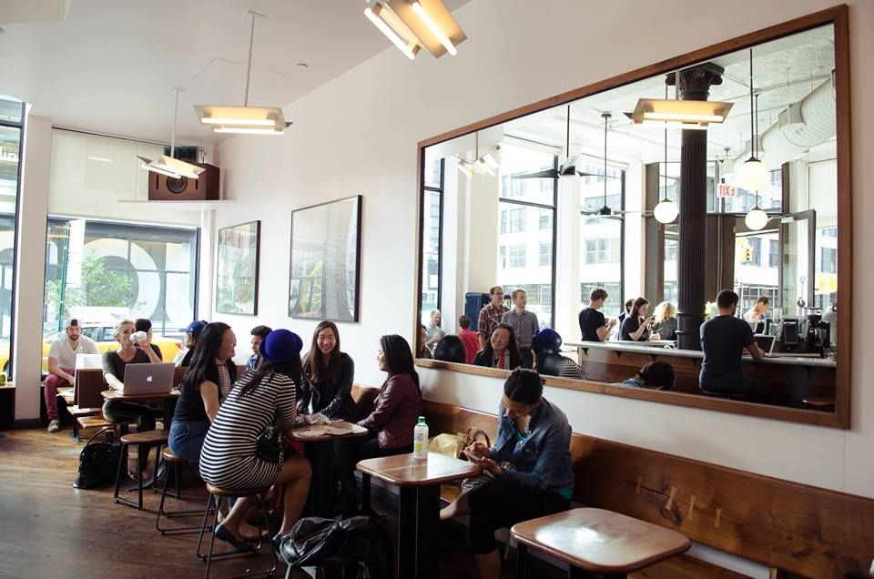 Coffee shops district of columbia la colombe