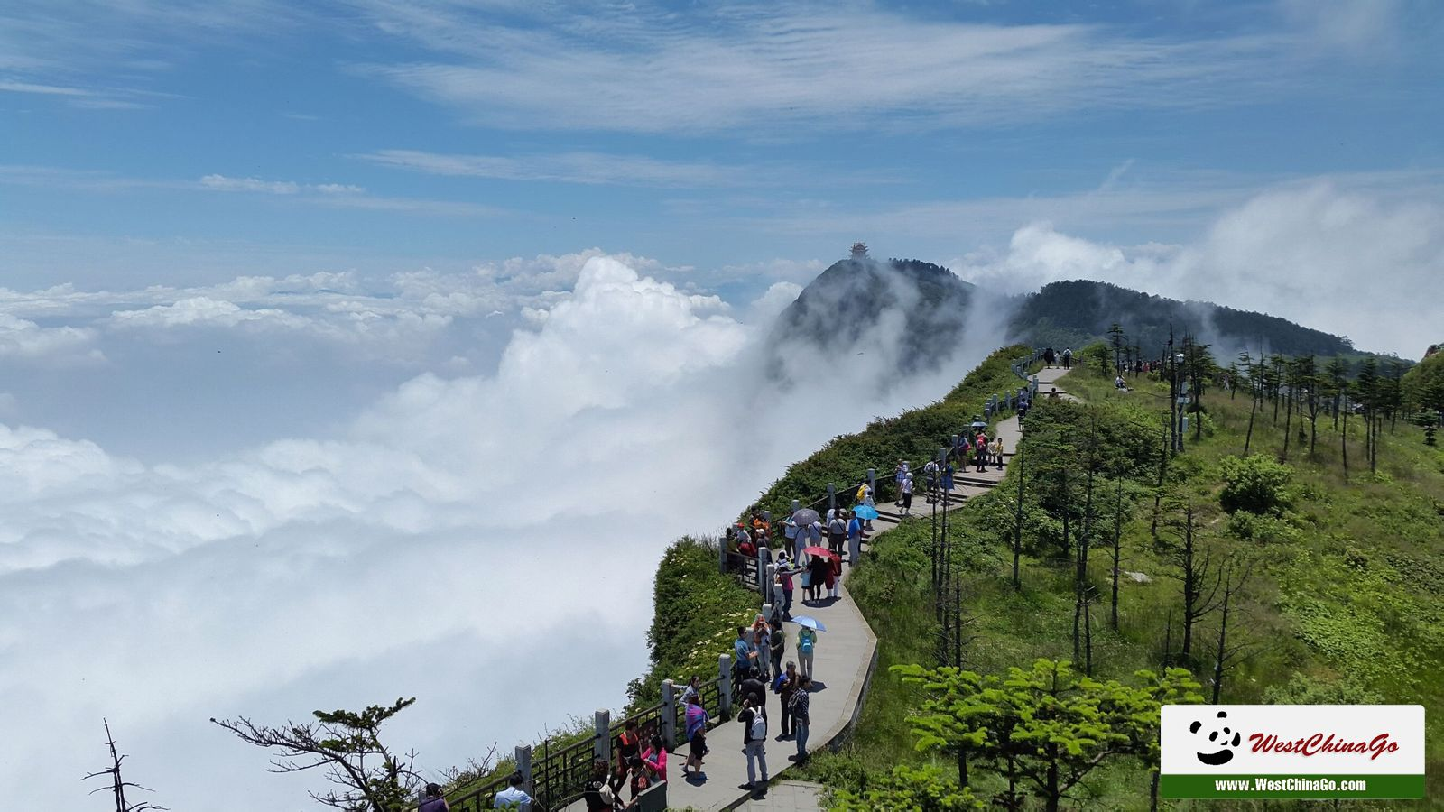 mount emei tour from chengdu