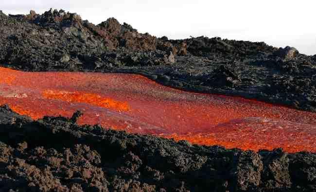 Piton de la Fournaise: deux mois d'éruption - Volcan - Journal de l'île de la Réunion