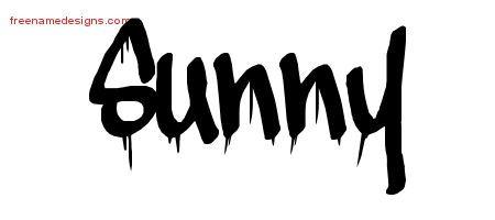 Sunny Graffiti Name Tattoo Designs Graffiti Names Name Tattoo Designs Name Tattoo