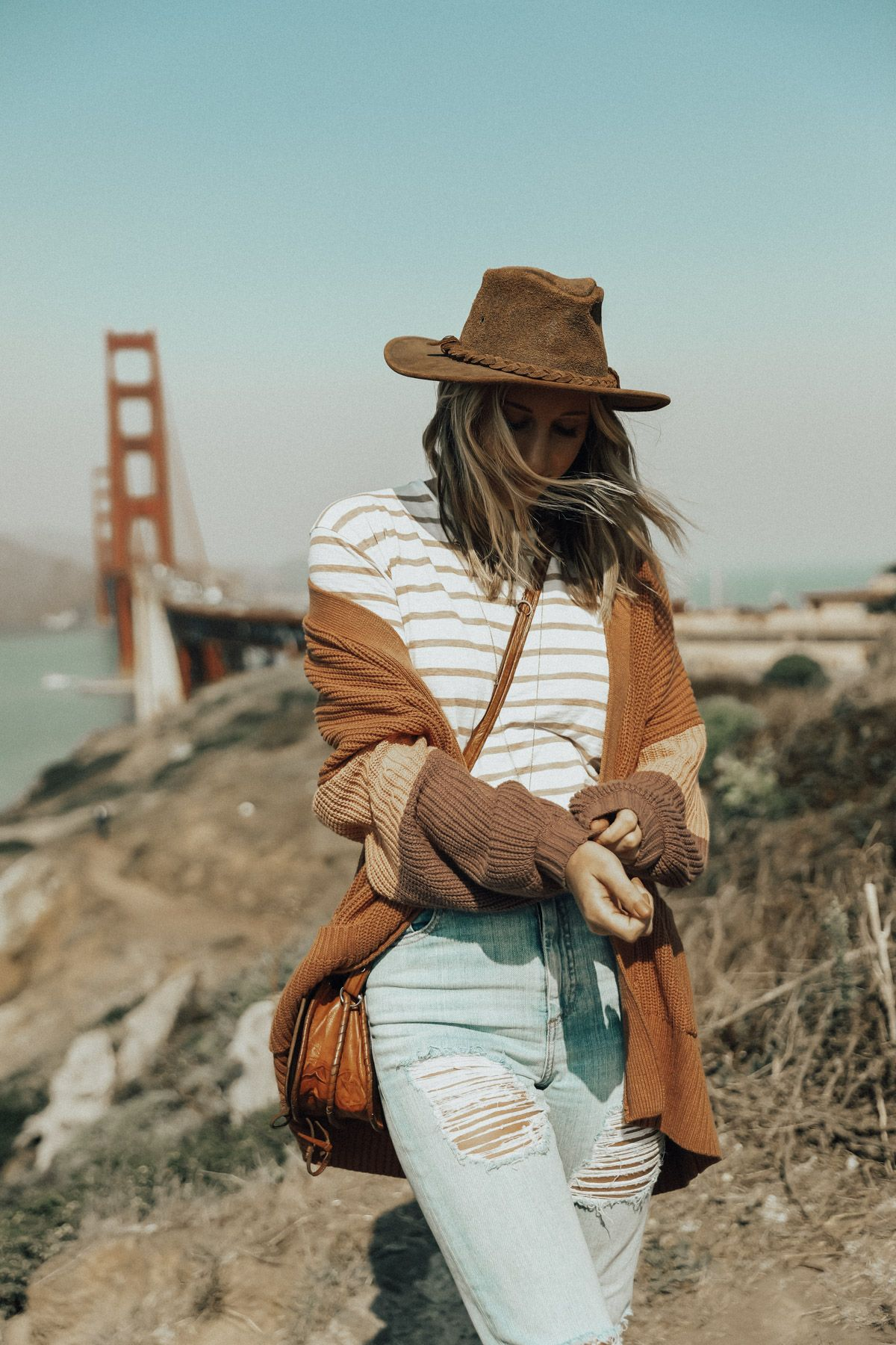 What to Wear When Exploring San Francisco  San francisco outfits