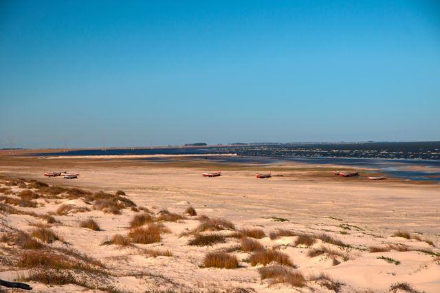 praia-da-capela-na  Estação Ecológica do TAIM