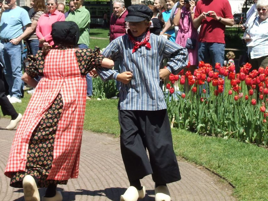 Dutch And Holland |     Traditional Dutch Folk Dance at