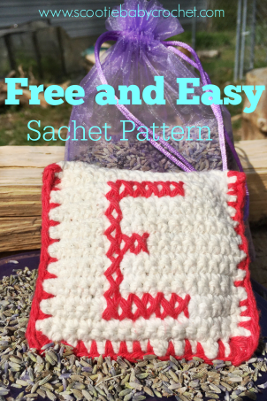 Create A Personalized Sachet Using The Calming Scent Of Lavender